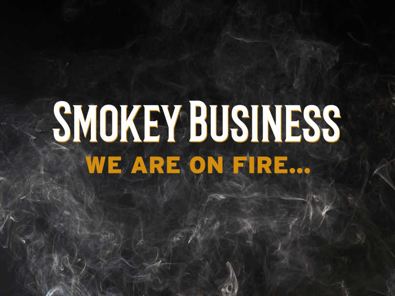 Smokey Business logo